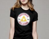 Zelda All Star Hero T Shirt video game sneaker design clothing for men women and kids