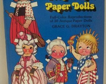 Vintage More Dolly Dingle Paper Dolls Dover Book 0486238482