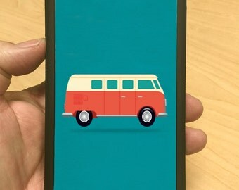 iPhone Case VW Camper Bus iPhone 6/6+ iPhone 5/5s iPhone 4/4s