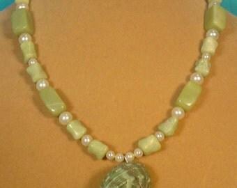 Treasures of the Sea necklace - N293