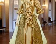 "Italian Renaissance Style ""Contessa de Medici"" Dress"