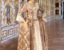 Marie Antoinette Baroque Renaissance Costume