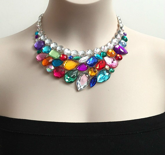 Colorful Bib Necklace Rainbow Color Rhinestone Bib Necklace. Italian Wedding Rings. Price Sapphire. Breakaway Wedding Rings. Lab Grown Emerald. Cubic Zirconia Rings. Green Rings. Swarovski Chains. Turquoise Stone Rings