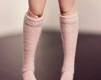 Strawberry Milkshake socks for Azone Pureneemo