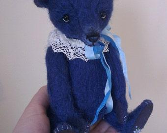 Quentin, Mohair Artist Bear