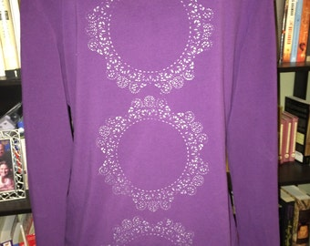 Handpainted Long Sleeve Shirt