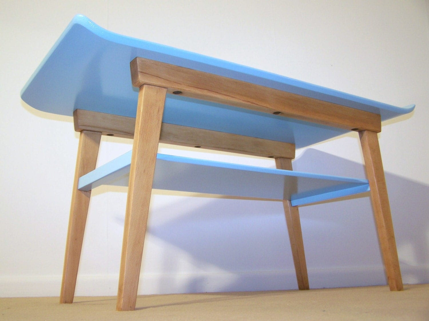 Unique 1960 39 S Vintage Remploy Coffee Table Side Table
