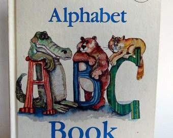 Vintage Children's Book, Nedobeck's Alphabet Book