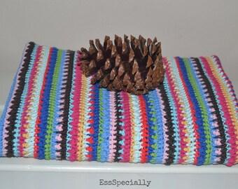 Blanket 'lovely' CROCHET PATTERN