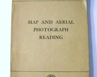 Map And Aerial Reading Photograph Reading The Department Of The Army 19 May 1954