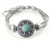 Turquoise Bracelet - Turquoise Gift - Turquoise Jewelry - Turquoise - Turquoise Gemstone - Gift For Her