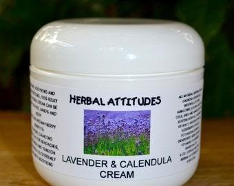 Lavender & Calendula Cream