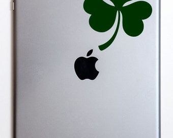 Irish Shamrock iPad Decal