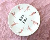"Plate 'Woohoo"""
