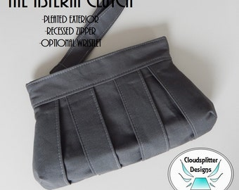 Asteria Clutch: DIGITAL Sewing Pattern