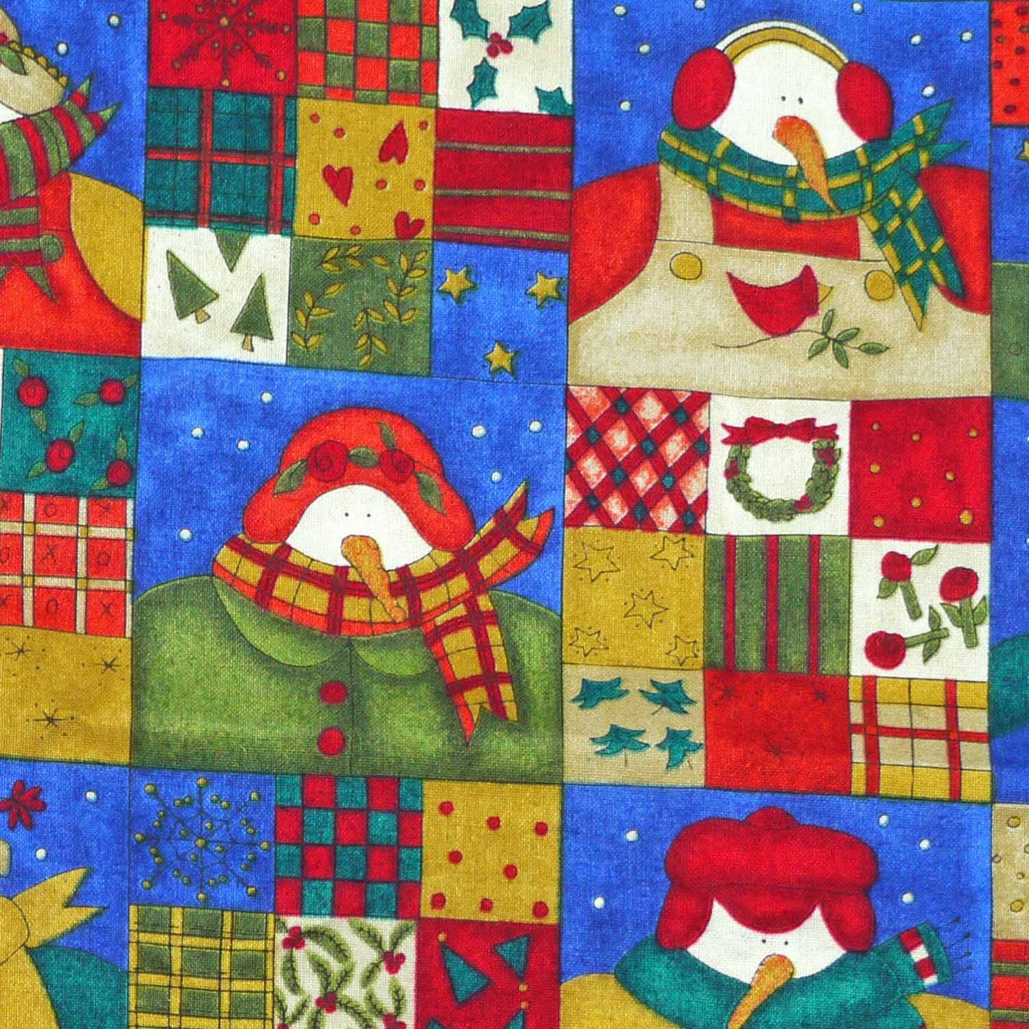 Quilting cotton christmas print fabric kp kids ssi for Kids cotton fabric