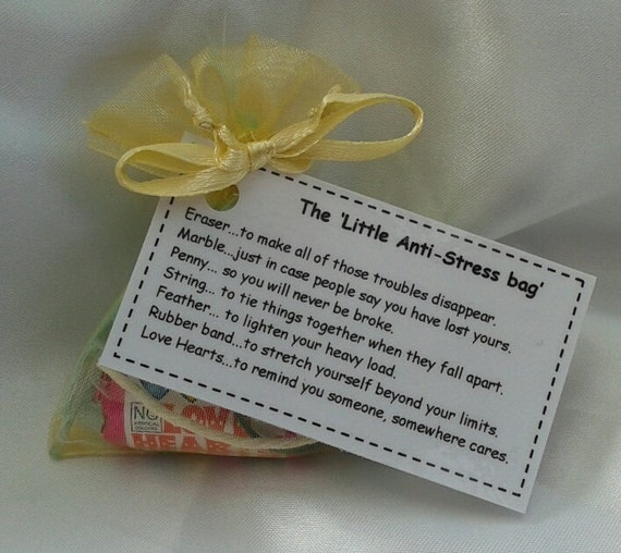 Reviews Of Wedding Gift Lists : Anti-stress Survival KitNovelty gift idea for wedding favors ...