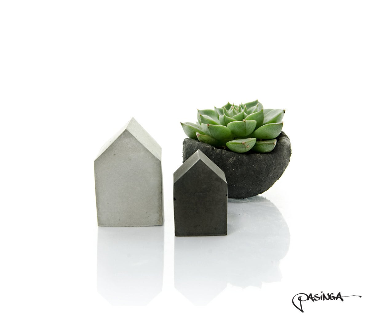 concrete home decor - home decor