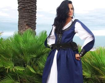 Pirate dress, pirate dress