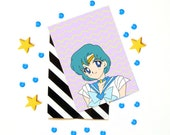Sailor Mercury Print