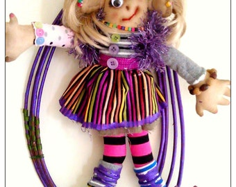 Fantasy doll.