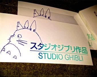 Studio Ghibli Decal