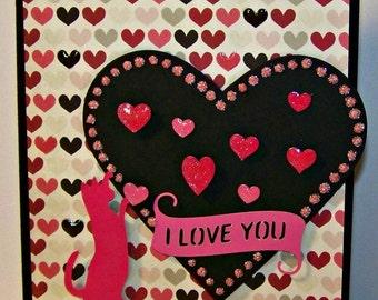 I Love You... Valentine's Day Card...