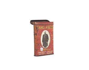 Vintage Prince Albert Tobacco Can