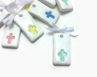 Martyrika Favors, Cross Martyrika, Greek Martyrika, Baptism Cross Favors, Cross Party Favors, Greek Christening, Packs of 20, 40, 60