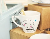 Cloud Mug - TGIF Sunday / Friday