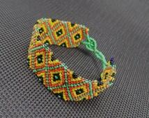 Tribal Bracelet - Indie Bracelet - Indian bracelet - Ethnic Design