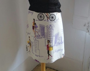 Chelsea - Skirt by Blanca Condeminas