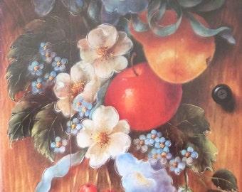 Sweet Home by Elaine Thompson - Folk Art Decorative Tole Painting Book