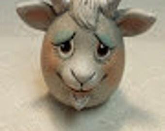 """Goat """"Eggs-Pression"""""""
