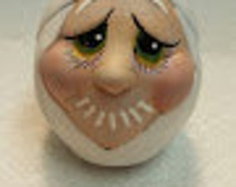 "Mummy Ceramic ""Eggs-Pression"""