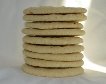 Organic Lavender Cookies