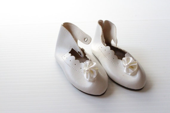 baby doll shoes 3 5 doll shoes white