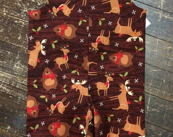 Infant Boys Christmas Romper, Boys Winter Romper, Boys Jon Jon, Boys Longall, Toddler Romper, Jon Jon, Longall, Romper, Newborn to 3T
