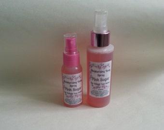 Pink Sugar Type All Natural Body Spray Mist - (Aquolina Pink Sugar Type)