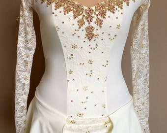 Cheap figure skating dresses for competition