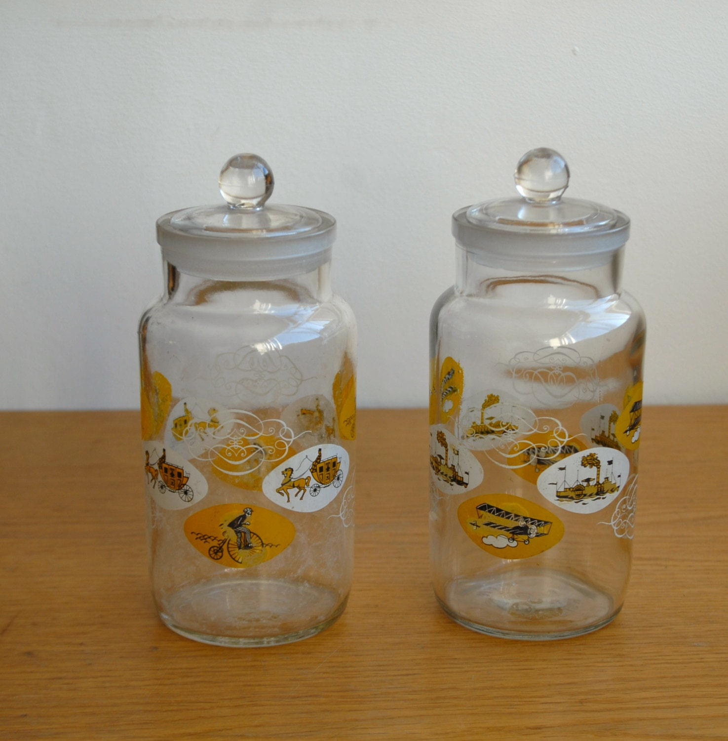 vintage kitchen storage jars vintage kitchen storage jars sweet jars farthing motifs 6833