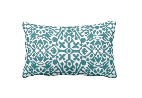 Common Decorative Pillow Sizes : 7 Sizes Available: Lumbar Pillow Covers Throw by ReedFeatherStraw