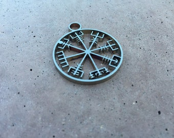 Vegvisir Pendant, version 2