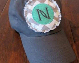 Nerium Chevron Patch Cap