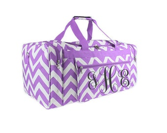 Personalized Large Duffle Bag, 9 colors, Duffle Bag, Monogram Duffle Bag, Most Wanted, Duffle, Travel, Luggage, Tote bag, Comes in 9 Colors