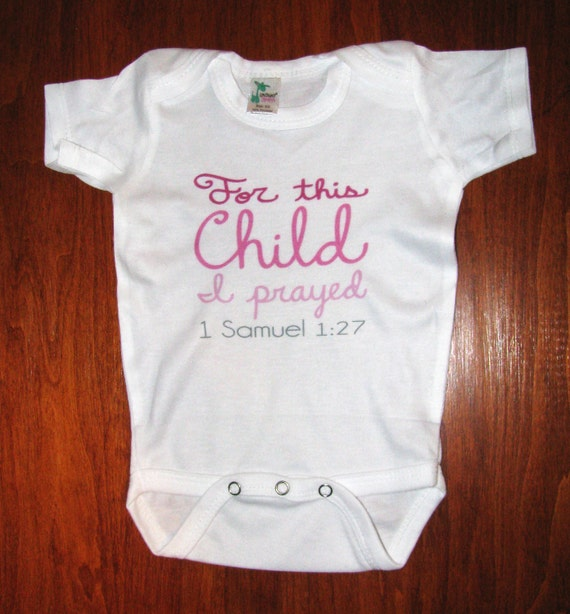 cute baby clothes adoption bodysuit religious baby  t christian