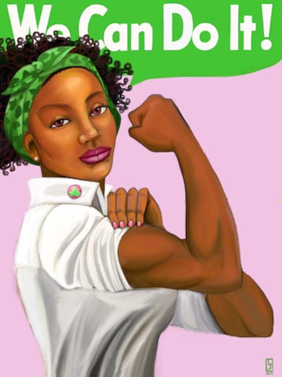 We Can Do It - Alpha Kappa Alpha