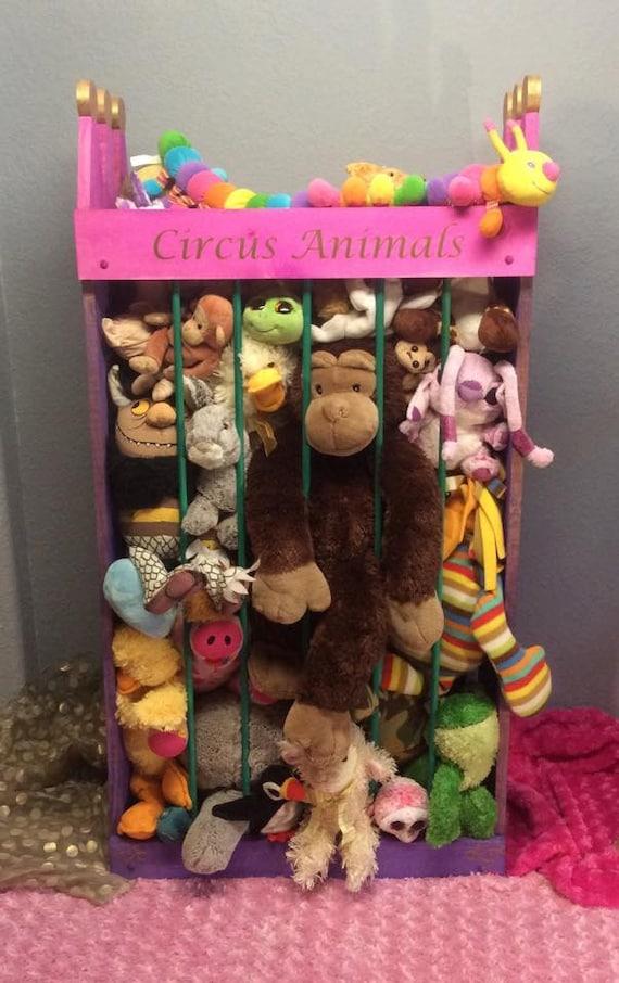 Travelingelephants 4ft Stuffed Animal Storage Stuffed Animal Zoo