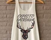 MagicSpell Dear Flowers Shirt Harry Potter Shirts Tank Top  Women Size S M L