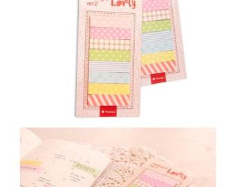 Lovely Masking-it ver. 2  Sticky Notes - Memo Pad